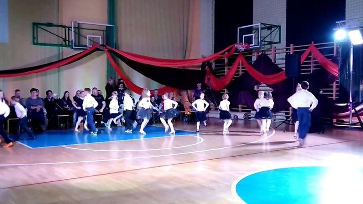 Ogólnopolski Turniej Tańca Towarzyskiego o Puchar Wójta gminy Głowno 1