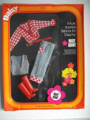 MARY-QUANT-DAISY-DOLL-BUSTER-CL30-1-HTF-ORIGINAL-BOXED-ITEM-EX-COND