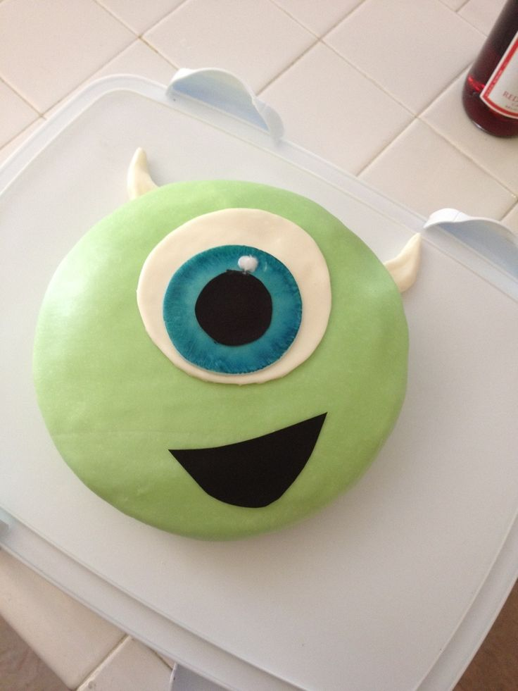 Fondant Mike (Monsters Inc.)