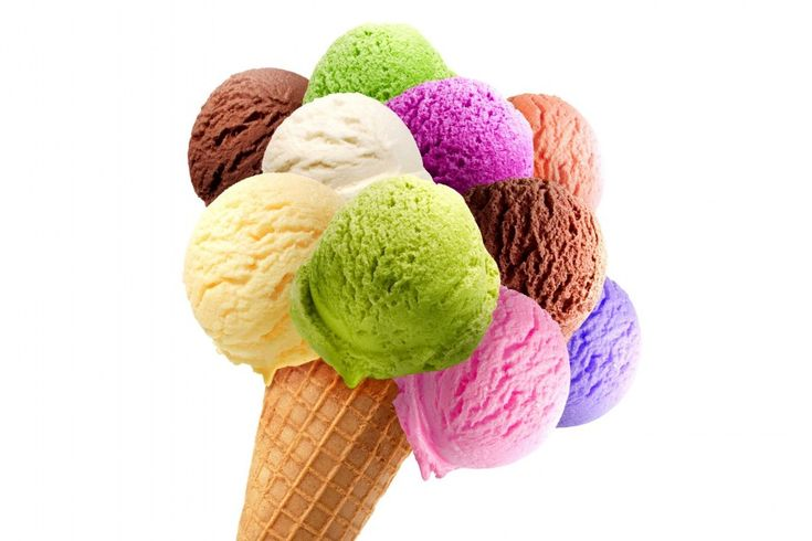 venta de helados