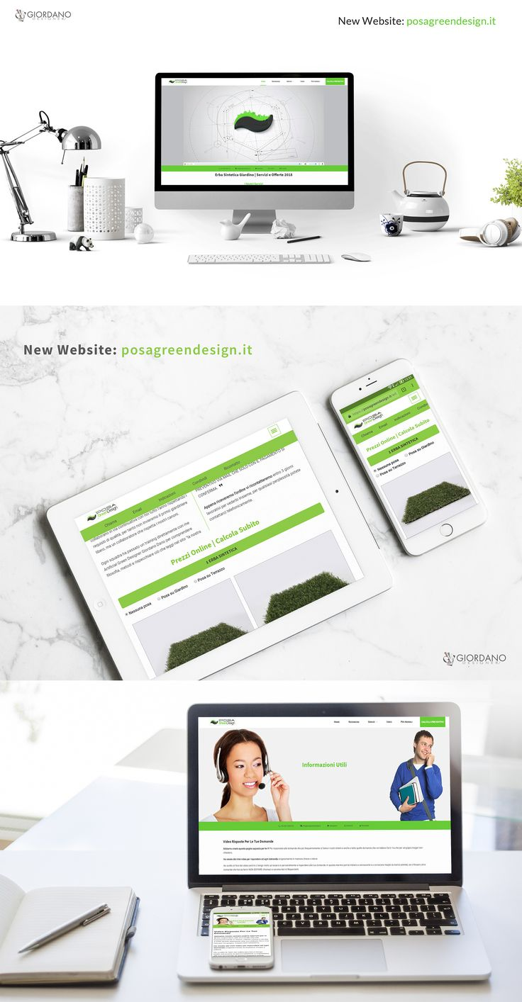 New website ready, completely redesigned for Posa Green Design ... Interface and user experience designed for better navigation on any device. Andrea Brigatti programming for the login system and reserved areas, order and invoices management in real time.  #webmaster #webdevelopment #ux #ui #seo #uxdesign #userexperience #siteoftheday #uidesign #webagency #responsive #webdesign #contentstrategy #website #mobilefriendly #userexperiencedesign #webmarketing #responsivedesign #websitecomingsoon…