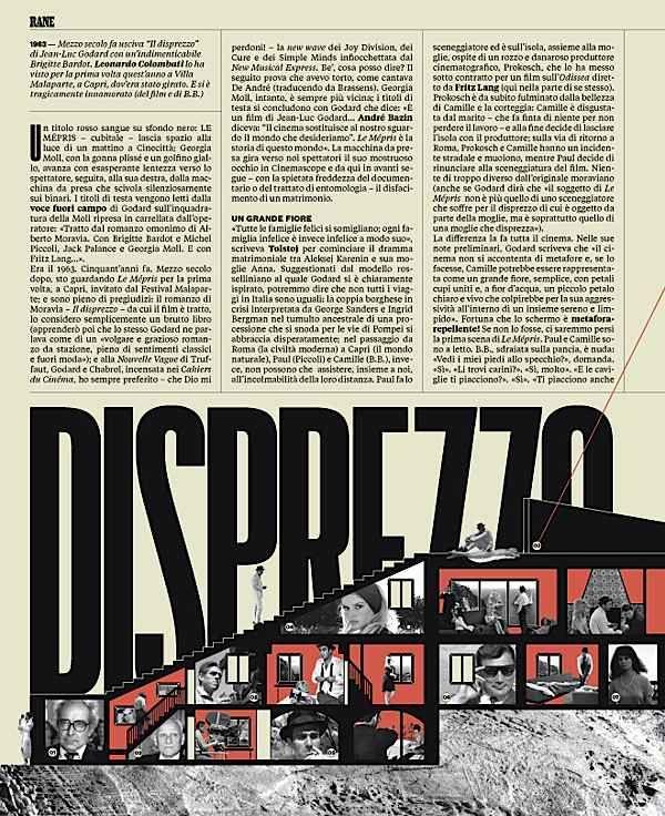 Editorial Design Inspiration: RANE Magazine
