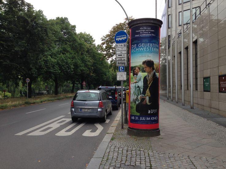 Plakat Berln