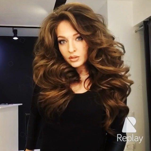 beautifull big hair