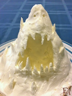 """Food Adventures (in fiction!): Scream Cheese from """"Hotel Transylvania"""""""