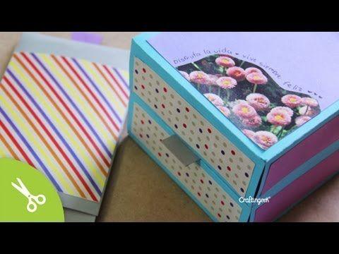 [Pop cube card video] Tarjeta *pOp* Explosiva - ¡Se arma al instante! - YouTube