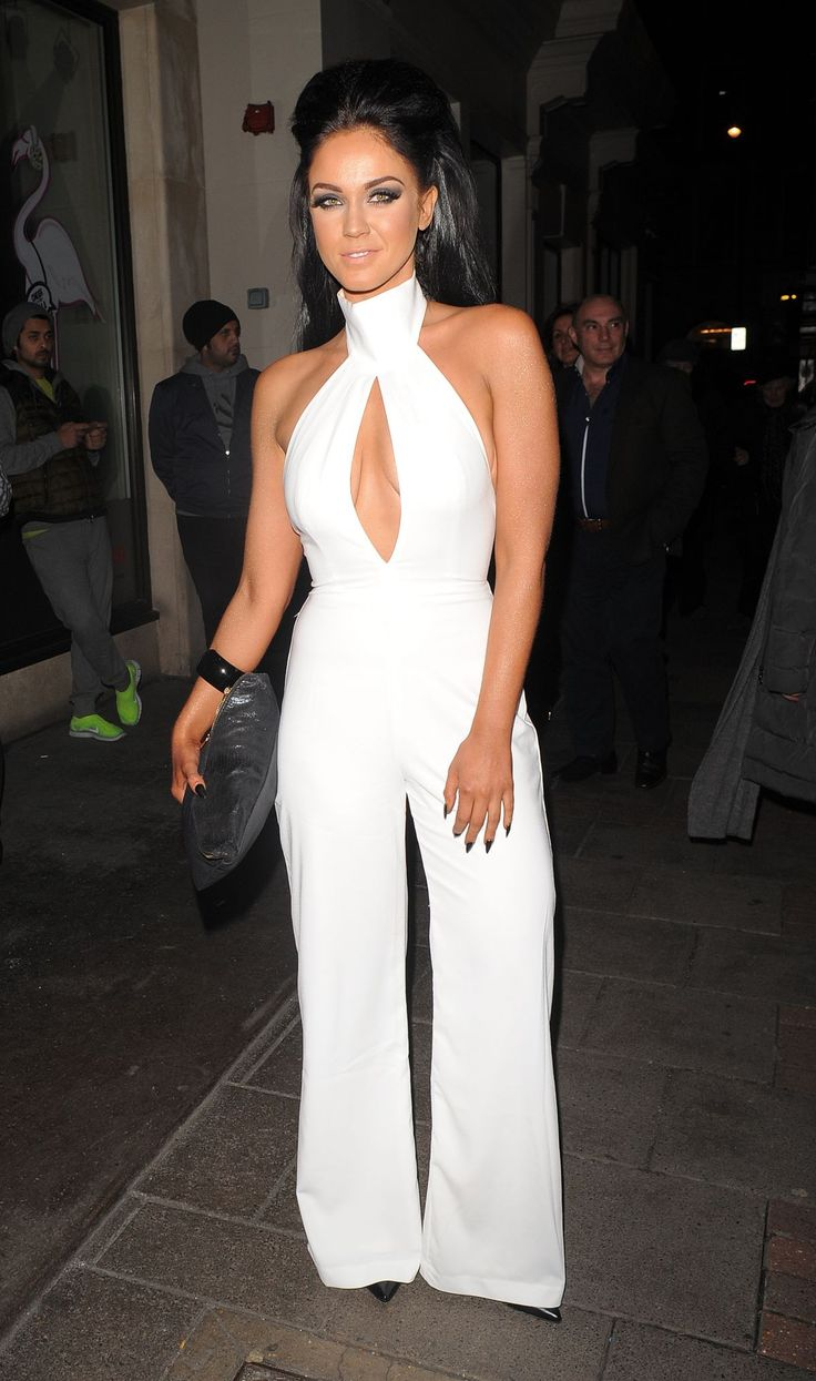 VICKY PATTISON at the Mayfair Hotel in London