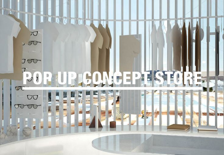 pop up concept store lot office for architecture retail pop ups pinterest architecture. Black Bedroom Furniture Sets. Home Design Ideas