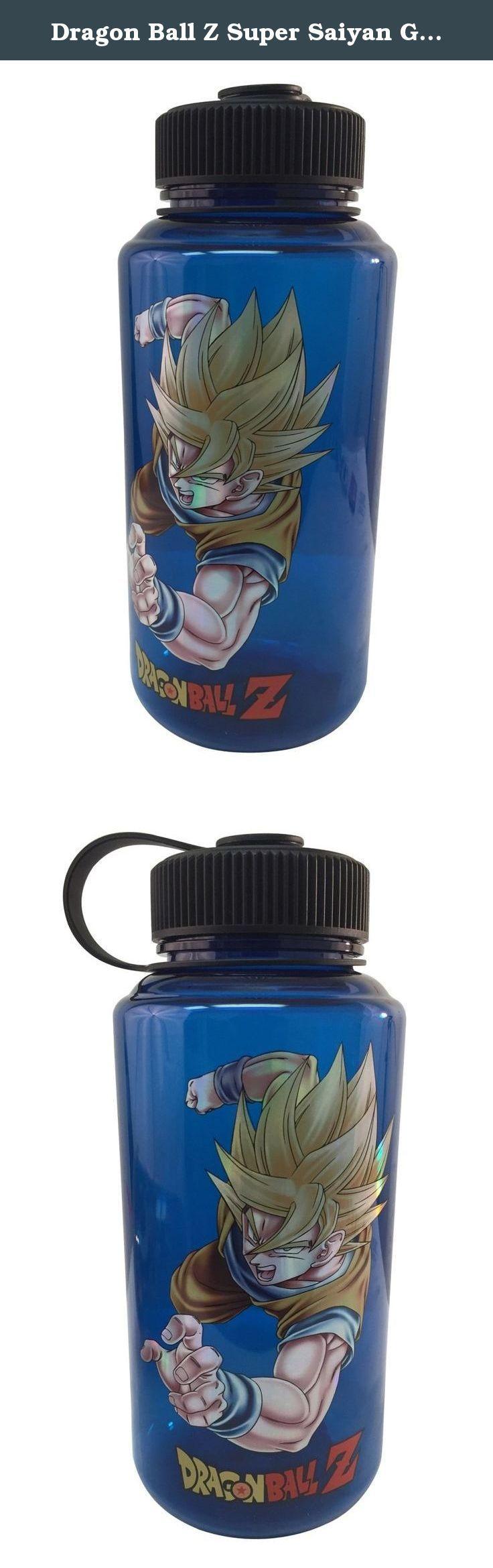 Dragon Ball Z Super Saiyan Goku Anime 24 oz. Water Bottle. Dragon Ball Z Super Saiyan Goku Anime 24 oz. Water Bottle.