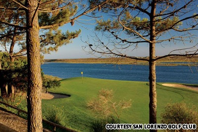 Land and Sea - San Lorenzo Golf Club, Portugal - #ExpediaWanderlust