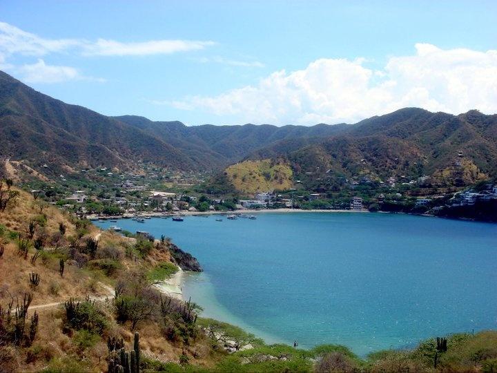 Taganga, Colombia