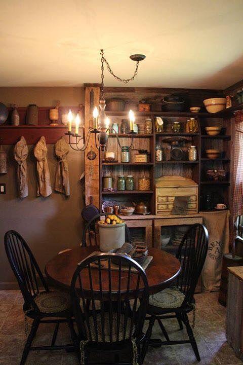 My Primitive Kitchen