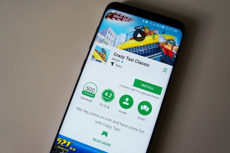 Crazy Taxi Classic is currently free in the Google Play Store http://www.androidcentral.com/crazy-taxi-classic-currently-free-google-play-store?utm_campaign=crowdfire&utm_content=crowdfire&utm_medium=social&utm_source=pinterest