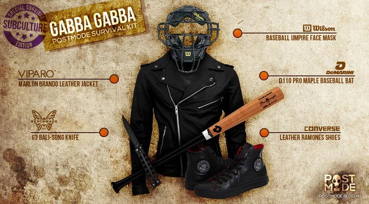 GABBA GABBA Survival Kit