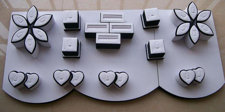 Aliexpress.com : Buy Window Jewelry Display Floorboard Platform ...