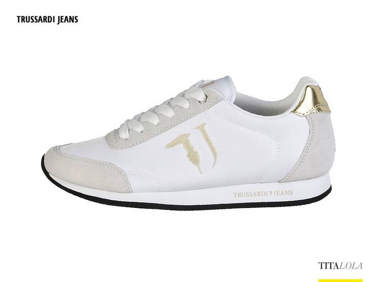 TRUSSARDI JEANS Sneaker donna
