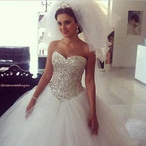 dream! #fashion #wedding #dress #wonderful
