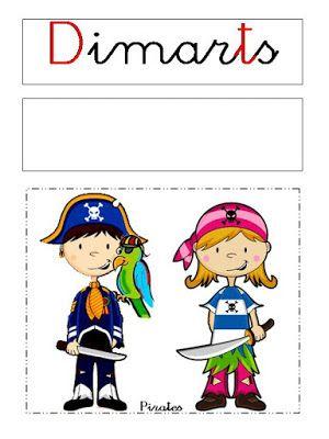 IMAGINA AULA VIVA: Festa Pirata!!