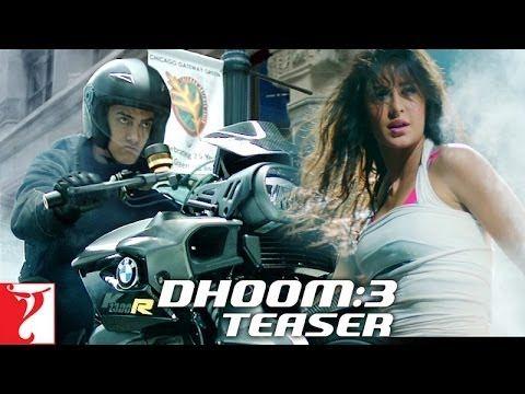 DHOOM:3 Teaser - Aamir Khan   Abhishek Bachchan   Katrina Kaif   Uday Chopra