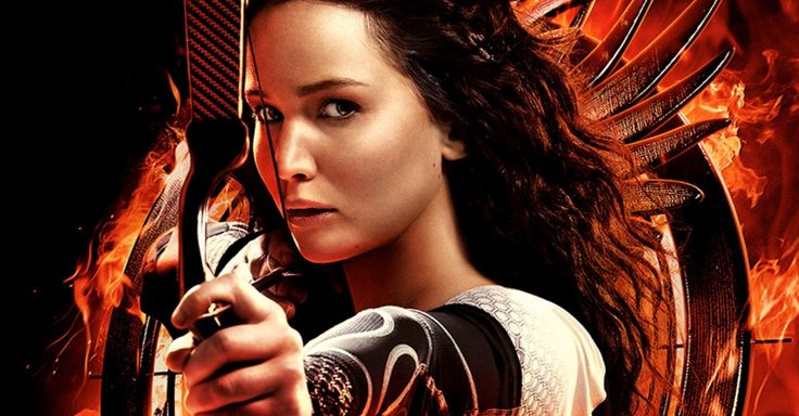 The bow defeated the wand, as 'Hunger Games: Catching Fire' just broke the Thanksgiving box office record set by 'Harry Potter and the Sorcerer's Stone' in 2001.