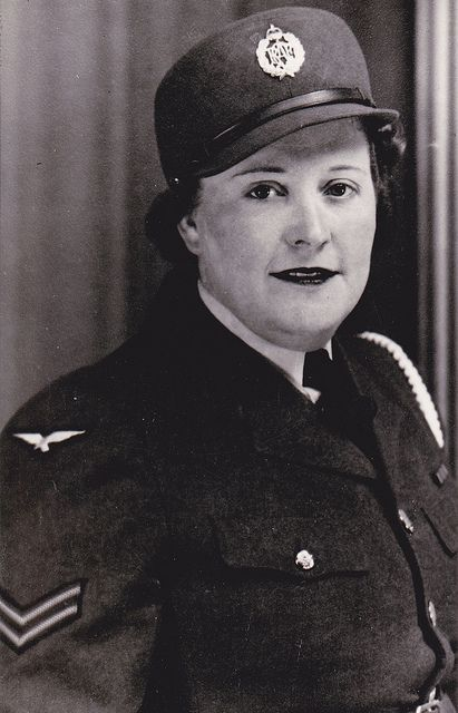 First Woman | Flickr : partage de photos ! Vera Russell first female hired by the Police Dept. - Calgary Police Service