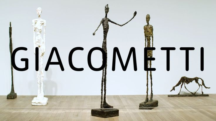Alberto Giacometti   TateShots
