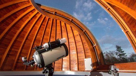 Hvězdárna | Planetárium