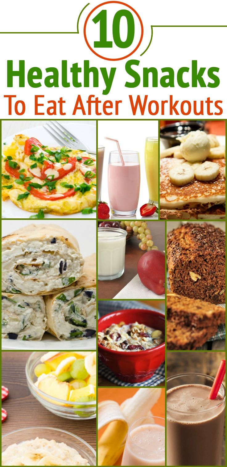 10 Healthy Snacks To Eat After Workouts:- Carbs are very essential after a workout to keep your energy levels stable! Know the best healthy workout snacks you should take after a ... #healthysnacks