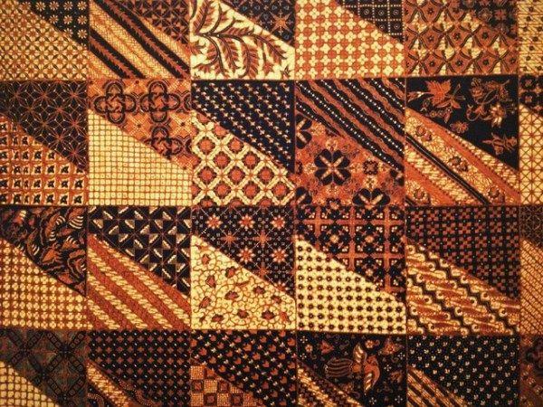 batik tambal pamiluto - macam macam motif batik Indonesia