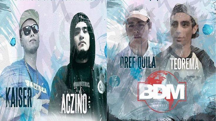 Aczino Kaiser vs Teorema Drefquila (Final) - Copa Camet 2017 - - http://batallasderap.net/aczino-kaiser-vs-teorema-drefquila-final-copa-camet-2017/ #rap #hiphop #freestyle