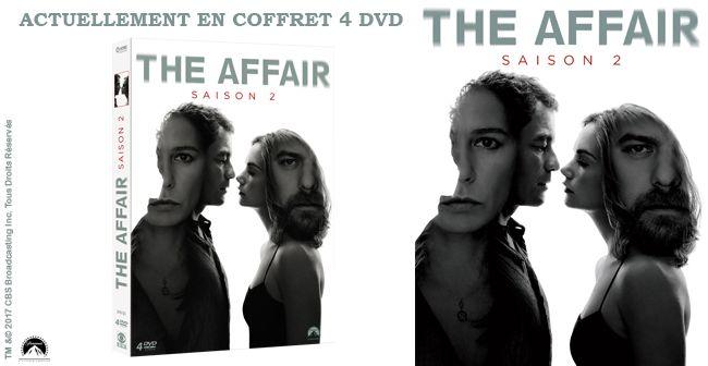 [Concours] Tentez de gagner des coffrets DVD de la saison 2 de The Affair   Ciné-média, critiques films et séries, tests DVD et Blu-Ray, actualités cinéma et TV
