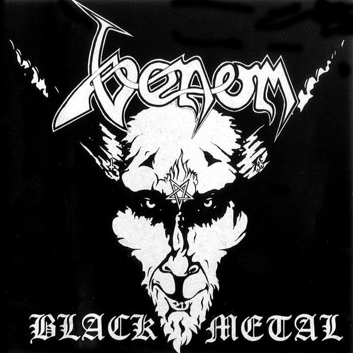 Venom - Black Metal.