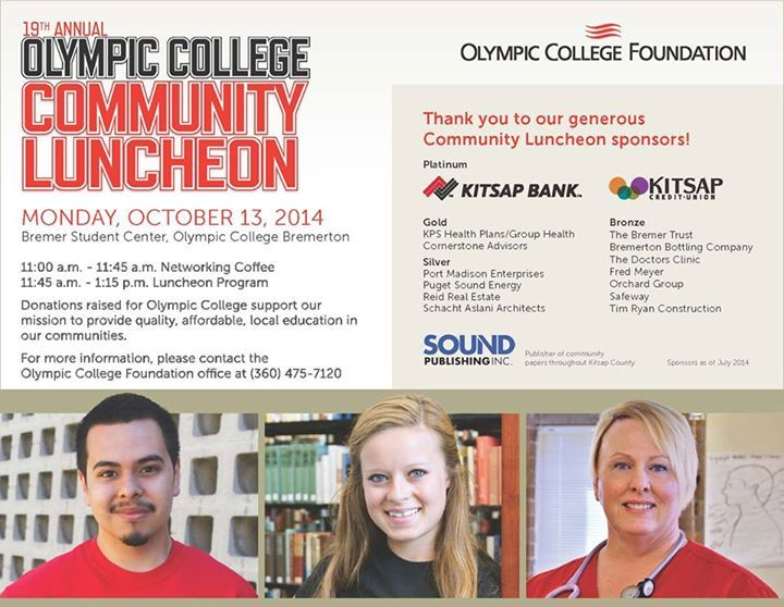 The Olympic College Foundation