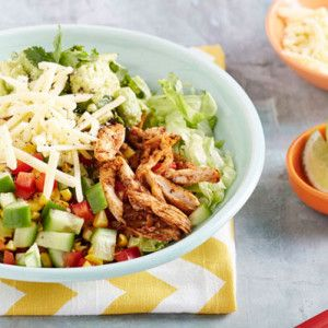 I Quit Sugar - Chicken Burrito Bowl