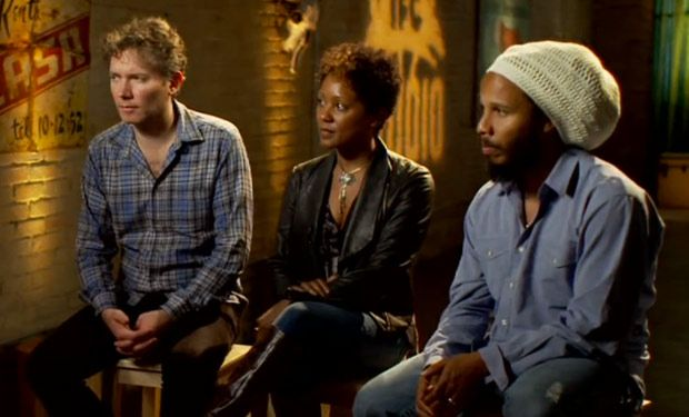 "SXSW 2012: Ziggy and Karen Marley explain why fans should watch ""Marley"""