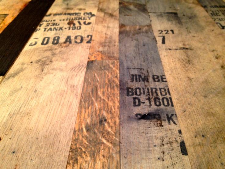 39 Best Whiskey Barrel Flooring Amp Walls Images On