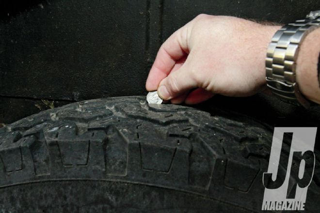 BUYING USED TIRES AND WHEELS:  A virtual purchase of used tires and wheels so that you can avoid making some of the same mistakes we have buying tires over the years.