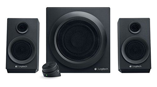 Logitech Z333 Multimedia Speaker EU 2.1, 40W, PC, 3.5MM, ...