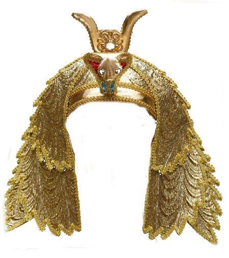 Pattern For Classic Egyptian Headdress Yahoo Image