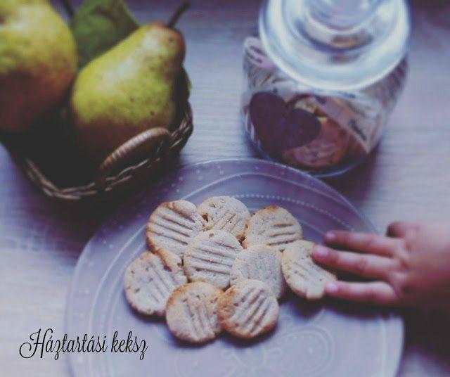 Megfőzlek...: Háztartási keksz - paleo