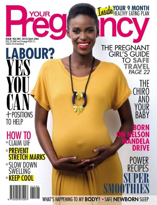 Your Pregnancy | December/January 2016