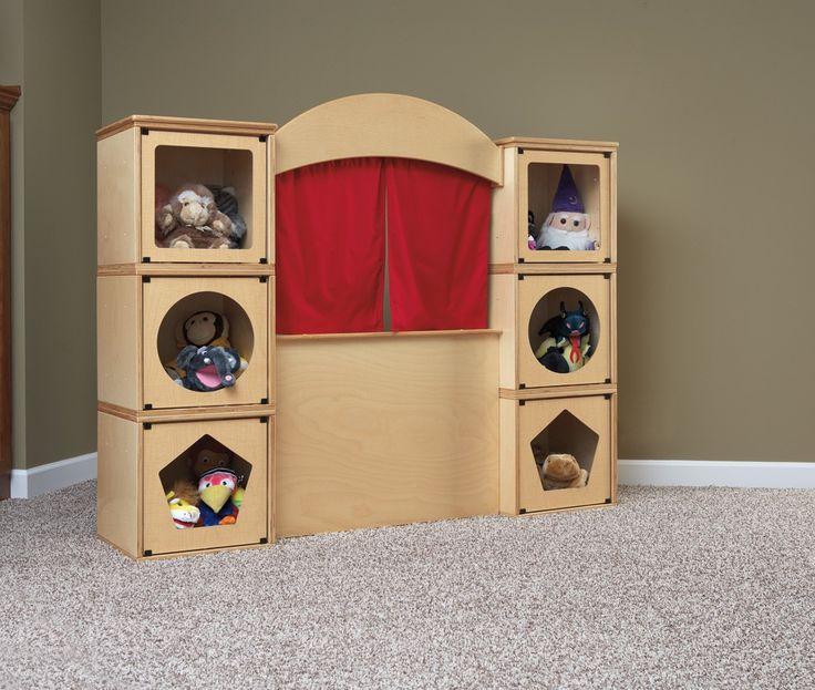 Kids Puppet Show Stage | Puppet Theater | Jonti-Craft