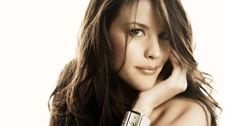 Liv Tyler Beautiful Wallpaper | Wallcrisp