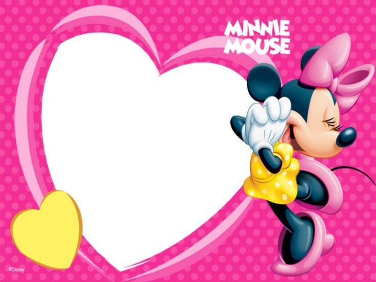 minnie mouse   http://marcosparafotosgratis.blogspot.com/2009/11/marco-de-winnie-phoo ...