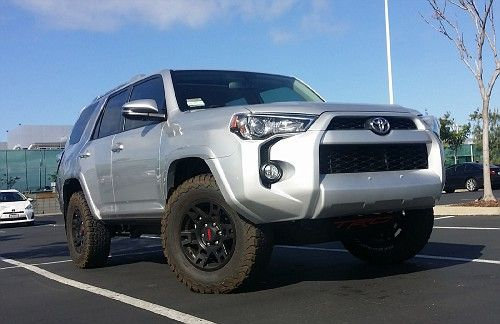 1000+ images about TOYOTA 4RUNNER on Pinterest   4x4 ...