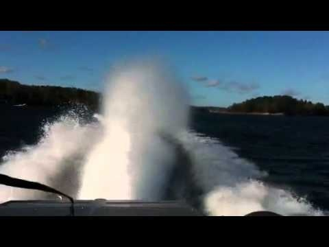 Goldfish 36 Supersport rib 95 knots