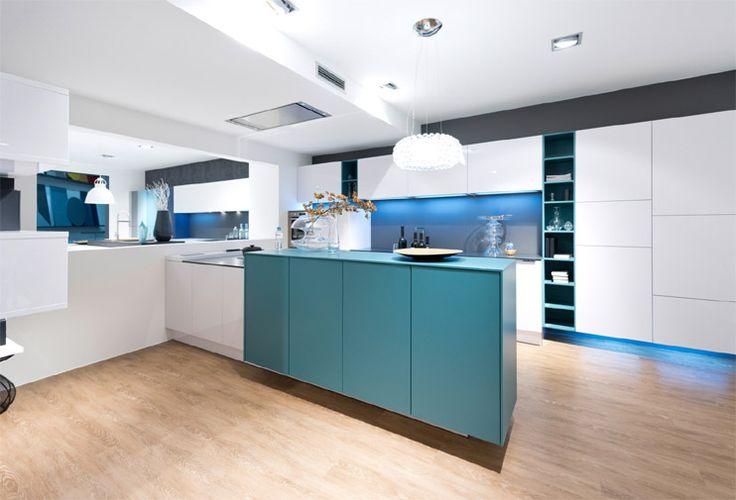 Description de nolte kuchen TREND MANQUE cuisine de luxe - nolte küchen katalog