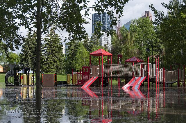 Prince's Island Playground