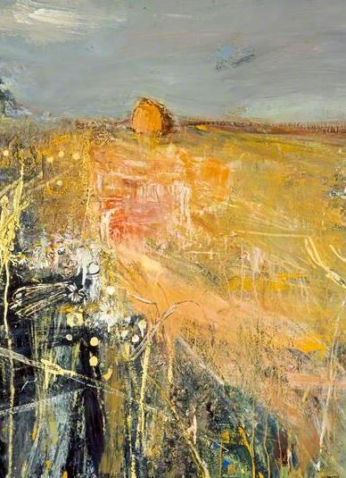 Summer Fields - 1961 - Joan Kathleen Harding Eardley - National Galleries of Scotland - - http://www.bbc.co.uk/arts/yourpaintings/paintings/summer-fields-211289