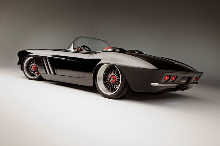 C1-RS 1962 Corvette by The Roadster Shop